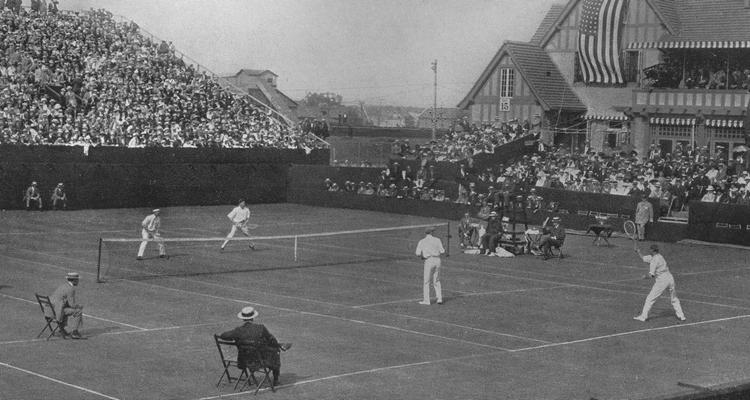 História do Tênis de Quadra